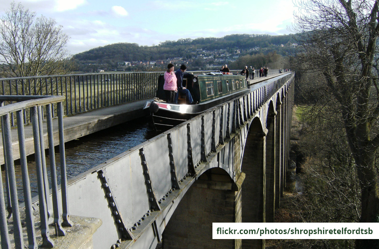 Pontaysitte Aquaduct